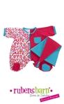 Afbeeldingen van Rubens Baby kleding Roze pyjama