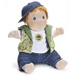 Afbeeldingen van Rubens Kids kledingsetje  'Jonathan' Happy Blue Boy