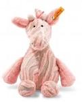 Bild von Steiff Friends knuffel giraf rose 25 cm