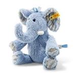 Bild von Steiff Friends knuffel olifant blauw 30 cm