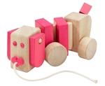 Afbeeldingen van Snuffelhond roze