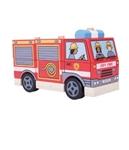 Afbeeldingen van Stapelpuzzel Brandweerauto Bigjigs