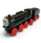 Bild von Thomas locomotief Hiro voor houten treinbaan