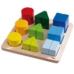 Afbeeldingen van Sorteerspel kleurentoverij HABA