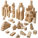 Image de Blokken - Haba Groot basispakket (60 blokken)