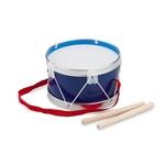 Afbeeldingen van Trommel 17 cm blauw New Classic Toys