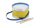 Afbeeldingen van Trommel 22 cm geel New Classic Toys
