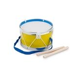 Afbeeldingen van Trommeltje geel 17 cm New Classic Toys