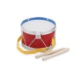 Afbeeldingen van Trommel 22 cm rood New Classic Toys