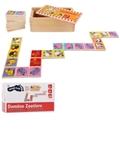 Afbeeldingen van Domino Dierentuindieren