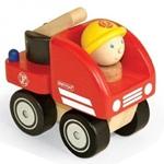 Afbeeldingen van Mini brandweerauto