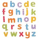 Bild von Houten magnetische kleine letters Bigjigs