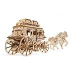 Bild von UGears Koets met paarden