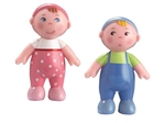 Picture of Poppenhuis pop Little Friends babies Haba