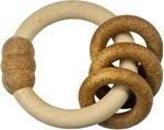 Afbeeldingen van Antibacteriele bijtring naturel Anbac toys