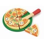 Bild von Pizza vegitaris Viga