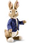 Afbeeldingen van Peter Rabbit konijn bruin 38 cm Specials 2018 Steiff