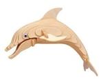 Bild von 3d puzzel dolfijn Eureka