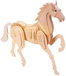 Afbeeldingen van 3d puzzel paard eureka