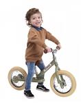 Bild von Trybike 2-wieler loopfiets staal vintage groen