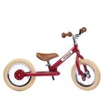Bild von Trybike 2-wieler loopfiets staal vintage rood