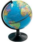 Afbeeldingen van Wereldbol globe 13 cm