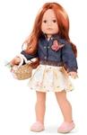 Bild von Gotz pop Girl Julia rood haar