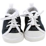 Afbeeldingen van Götz schoenen sneakers denim