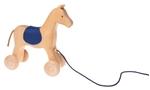 Afbeeldingen van Grimm's trekfiguur paard 21 cm lang