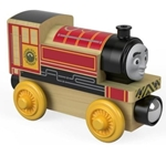 Afbeeldingen van Thomas houten trein Victor lokomotief