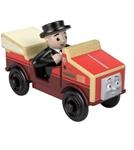 Afbeeldingen van Thomas de trein Houten spoorauto Winston