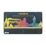 Image de Lyra Rembrandt Polycolor, 36 kleuren in blik 2001360