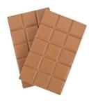 Afbeeldingen van Houten snoep plak melkchocolade Bigjigs