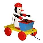 Afbeeldingen van Trekfiguur Xylofoon Pinguin