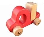 Bild von Grijp vrachtauto rood met blokje