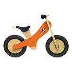 Afbeeldingen van Loopfiets Balansfiets Oranje Kinderfeets