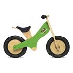 Afbeeldingen van Loopfiets Balansfiets Groen Kinderfeets