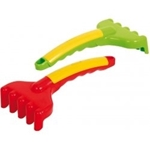 Picture of Strand-zandbak speeltje harkje kunststof