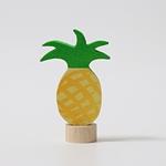 Bild von Grimm's Decoratieve steker Ananas