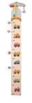 Bild von Goki Meetlat Groeimeter transport met knijpers 105 cm