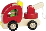 Afbeeldingen van Sleep-takelwagen hout Goki