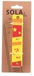 Afbeeldingen van Mondharmonica hout kleurrijk