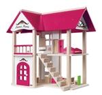 Bild von Poppenhuis villa Anna-Marie 17-delig compleet met meubels Woody