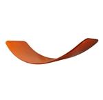 Bild von Das Brett Wiebelbord Balansbord geolied rood - oranje