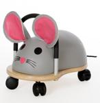 Picture of Wheelybug large muis loopwagen met zwenkwielen 3+