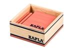 Afbeeldingen van Kapla, 40 plankjes roze