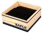 Afbeeldingen van Kapla, 40 plankjes zwart
