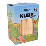 Afbeeldingen van Kubb werpspel Bex van Berkenhout