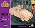 Afbeeldingen van 3d puzzel cabriolet Eureka
