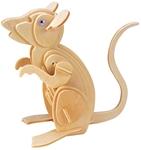 Afbeeldingen van 3d puzzel muis Eureka